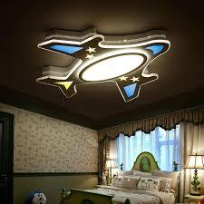 2019 2018 Kids Study Room <b>Ceiling Lights</b> Airplane LED For 5 ...