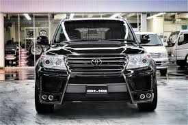 TOYOTA LAND CRUISER 200 - Redesign - Review 2016 - YouTube