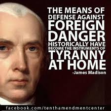James Madison Quotes Beauteous James Madison Quotes On Tyranny Quotes