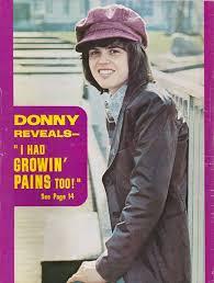 Donny Osmond: Design icon | Donny osmond, Osmond, The osmonds