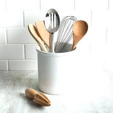 vintage utensil holder kitchen utensil holder