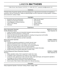 Cv For Driver Job Forklift Driver Resume Sample For Operator Job And Template