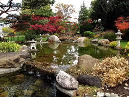 Backyard Japanese Water Garden Lawn Garden Backyard Japanese