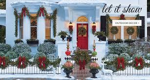 trim a home outdoor christmas decorations christmas decorations