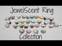 Jewelscent Ring Collection Part 1 31 Rings Youtube