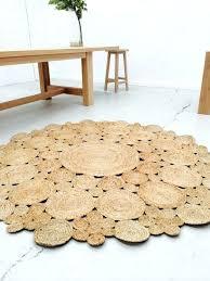 round jute rug 8 round jute rug 7 designs chenille jute rug 8x10