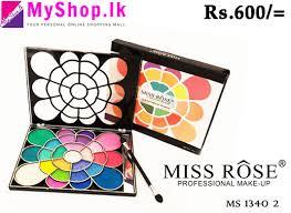 miss rose make up kit