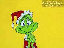 the grinch heart grew three sizes. Exellent Grew Dr Seuss How The Grinch Stole Christmas 1966 Heart  Grew Three Sizes To The O