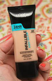 l oreal infallible pro glow radiant