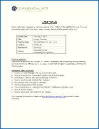 Resume Job Transfer Internal Posting Cover Letter Interest
