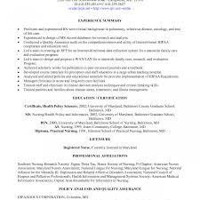Sample New Grad Nursing Resume Example Of Rn Resume Sample Registered Nurse New Graduate Nursing 70