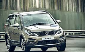 new car launches from tataTata Hexa Caught Testing Reveals Look of the Car  NDTV CarAndBike