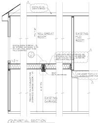 minimum ceiling height for 7 garage door garage steel girder detail