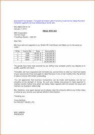 Payment Letter Format Letter Format Outstanding Payment Copy Letter Format Of Outstanding 23