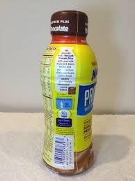 nestle nesquik protein plus chocolate side 2