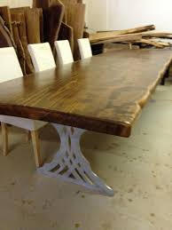 Live Edge Dining Table Wood Slab Dining Table Live Edge Etsy