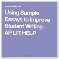 example of essay story your life