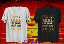 Details About Chevy Love Chevrolet Hanes Tagless B W Tee Gildan Usa Size T Shirt En1