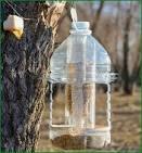 Как сделать кормушку для птиц из бутылок своими рукам 160