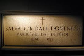 salvador dali s work the persistence of memory writework salvador dali crypt in dali theatre and museum figueres spain