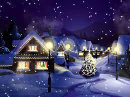 Top 28 christmas animation wallpaper ...