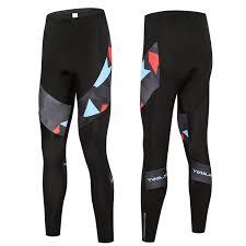 <b>FUALRNY new</b> 2017 Men Padded <b>Cycling</b> Long <b>Bib</b> Pants 9D Gel ...