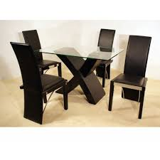 Dining Room Table Bases For Glass Tops Glass Top Dining Tables