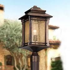 outdoor house lighting ideas. Post Lights Outdoor House Lighting Ideas