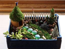 fairy garden container ideas. Garden How To Make A Fairy Container Stunning Supereasy Indoor The House Is Ideas