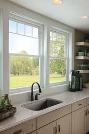 Decorating Kitchen Windows Kitchen Windows Decorating Rodanluo