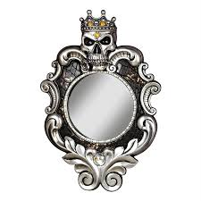 Design Toscano Mirror Shop Design Toscano Fairest One Of All Skeleton Mirror At
