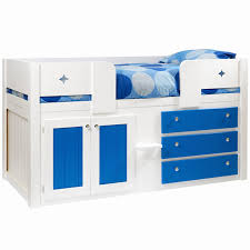 related images. Reece Midsleeper Cabin Bed - White - All Children's ...