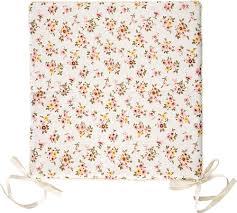 <b>Подушка</b> на <b>стул Santalino</b> Полевые цветы, 850-882-5, светло ...
