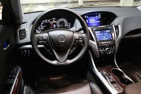 acura 2015 tlx. acura tlx v6 interior black dashboard 2015