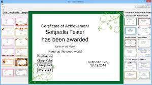Certificate Creator Free Under Fontanacountryinn Com