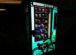 Nearest Vending Machine