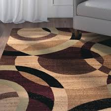 amazing hand tufted geometric pattern gold grey polyester area rug with regard to geometric area rug plans geometric area rugs contemporary