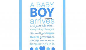 Beautiful Quotes For Baby Boy Best of New Baby Boy Quotes Benialgebraincco