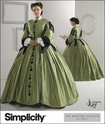 Civil War Dress Patterns