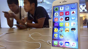 Iphone In News But Designed California From Al Usa China Imported Jazeera