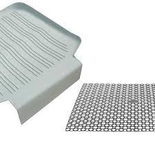 draining board sink mat