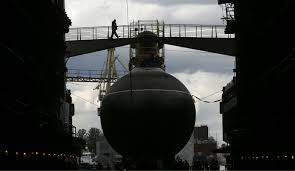 Underground Military Bases For Sale The Secret Norwegian Submarine Base Being Rented By The Russians