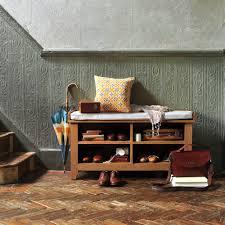 shoe storage hallway furniture. Image Of: Small Hallway Bench With Shoe Storage Furniture R