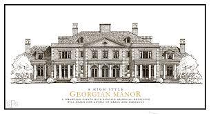 georgian house plans. Georgian House Plans