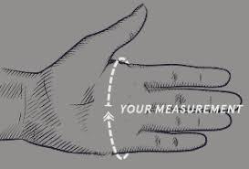 Hestra Gloves Size Chart Skatepro