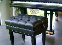 CONCERTO PRO 1G PE 25 Long Adjustable Concert Piano Bench With Concert Piano Bench
