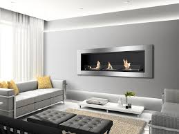 how to install a recessed ethanol fireplace in  steps  modern blaze