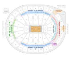 Fiserv Forum Seating Chart Milwaukee Bucks Bucks Seating Chart Seating Chart