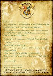 hogwarts invitation template best 25 harry potter invitations ideas on pinterest harry template