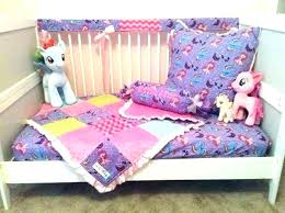 my little pony twin bedding